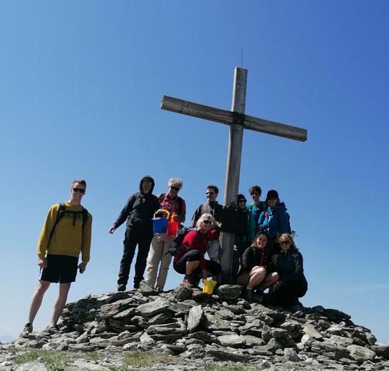 KEC unterstützt den Alpenverein